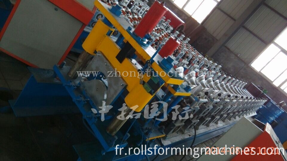 Ridge roll forming machine (5)